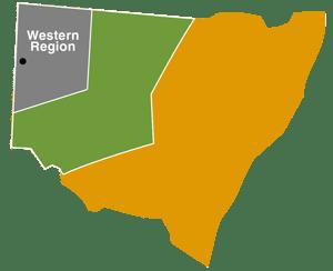 Western Region - Broken Hill
