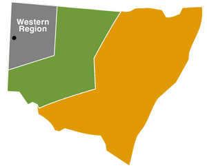 Western Region - Broken Hill