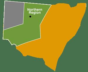 Northern Region - Cobar