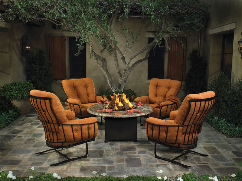 Outdoor Wood Furniture Patio