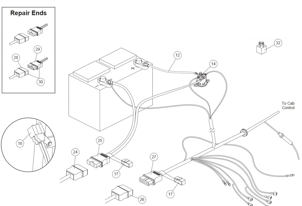 Western Ultra Mount Wiring Diagram
