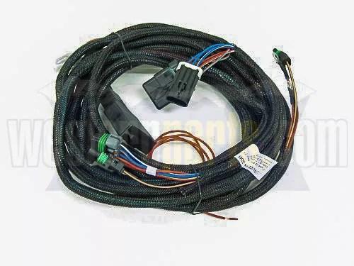 Plow Wiring Diagram On Chevy Western Ultramount Plow Wiring Diagram