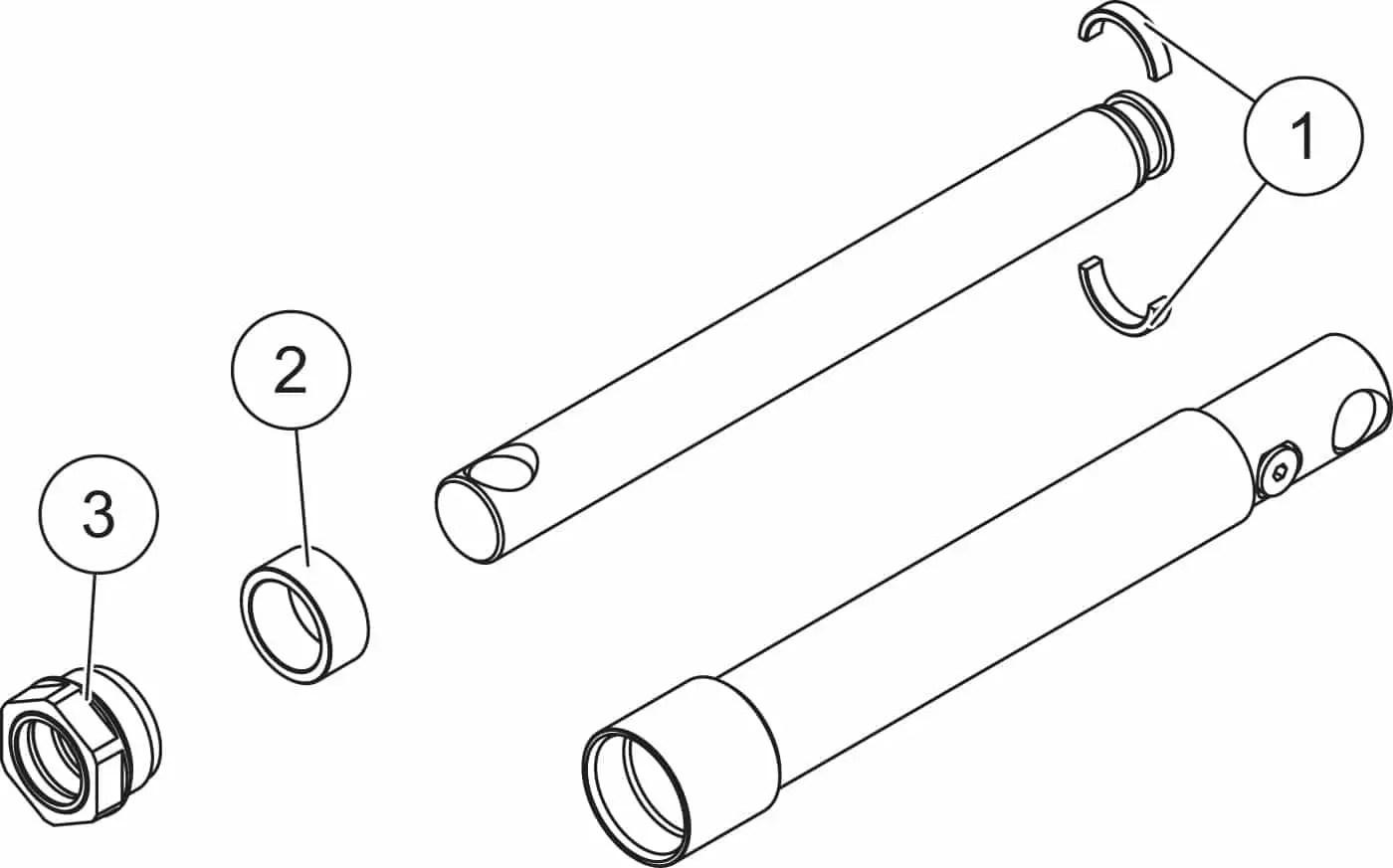 Mvp Plus And Mvp 3 Lift Ram Diagram