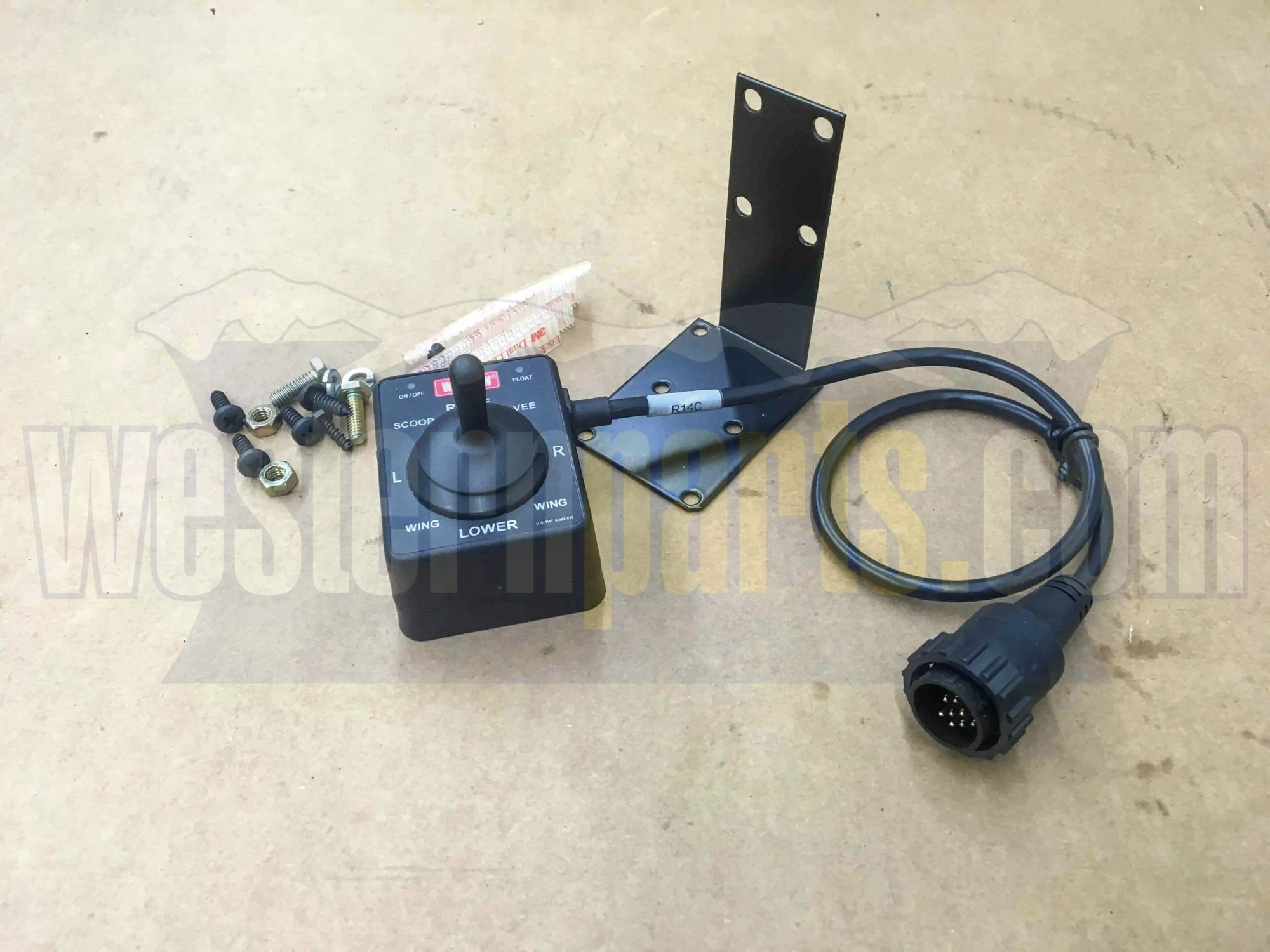 hight resolution of western snow plow remote wiring