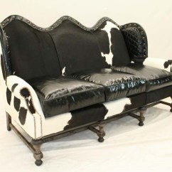 Black And White Cowhide Chair Alera Elusion Series Mesh Mid Back Multifunction Sofa Western Passion