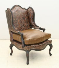 Loredo Formal Western Chair Old Hickory Tannery Furniture ...