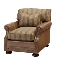 Glen Classic Club Chair Western Accent Chairs - Free Shipping!