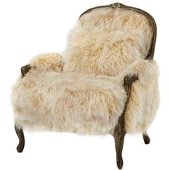 Wrought Iron Kitchen Chairs Tall Fancy Sheepskin Accent Chair: Western Passion
