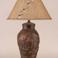 Mexican Style Kitchen Decor Used Cabinets Dallas Tx Horse Urn Lamp With Concho Shade: Western Passion