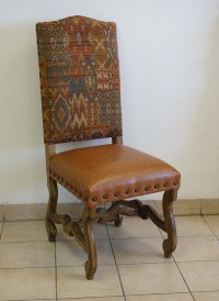 Southwestern Sunset Dining Chair Western Dining Chairs ...