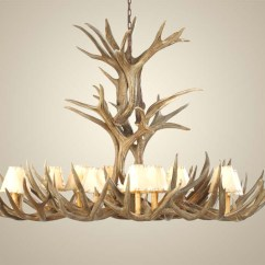 Old Metal Chairs High Chair Cost Extra Large Mule Deer Antler Chandelier: Western Passion