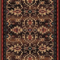 Mexican Style Kitchen Decor Tall Garbage Bags Pagosa Area Rug: Western Passion