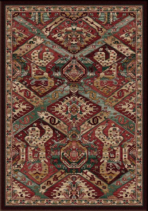 High Country Area Rug Western Passion