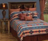 Crystal Creek Bedspread Crystal Creek Southwestern Bedding ...