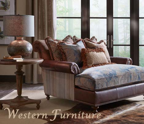 Western Leather Furniture Category