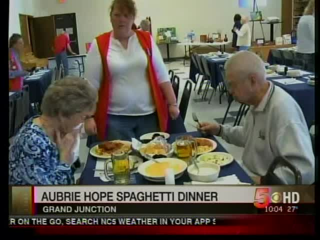 Spaghetti Dinner for Infant  with Rare Heart Condition_-4179948384202961432