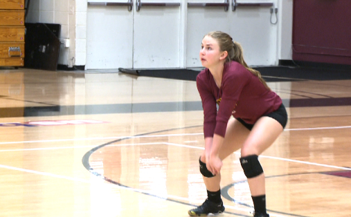 Woods Named RMAC Libero of the Week