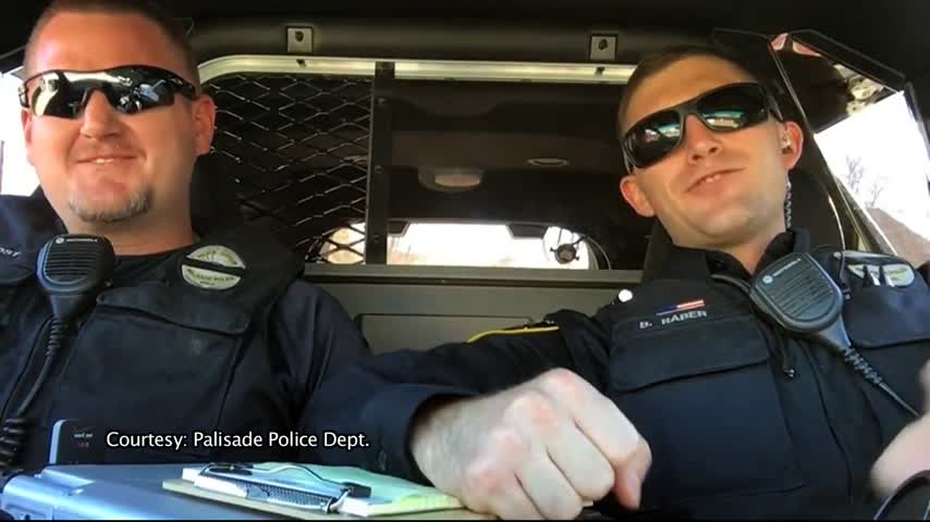 Palisade Police Singing -Don-t Stop Believing- Goes Viral_39489683-159532