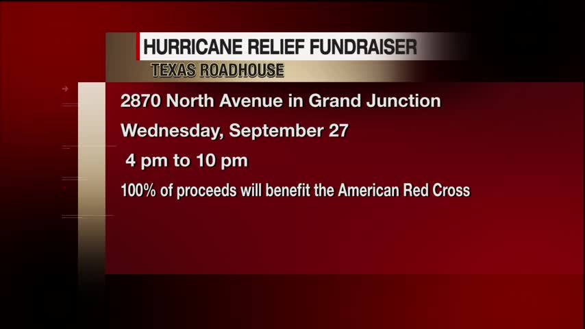 Texas Roadhouse to Hold Hurricane Relief Fundraiser_45644038