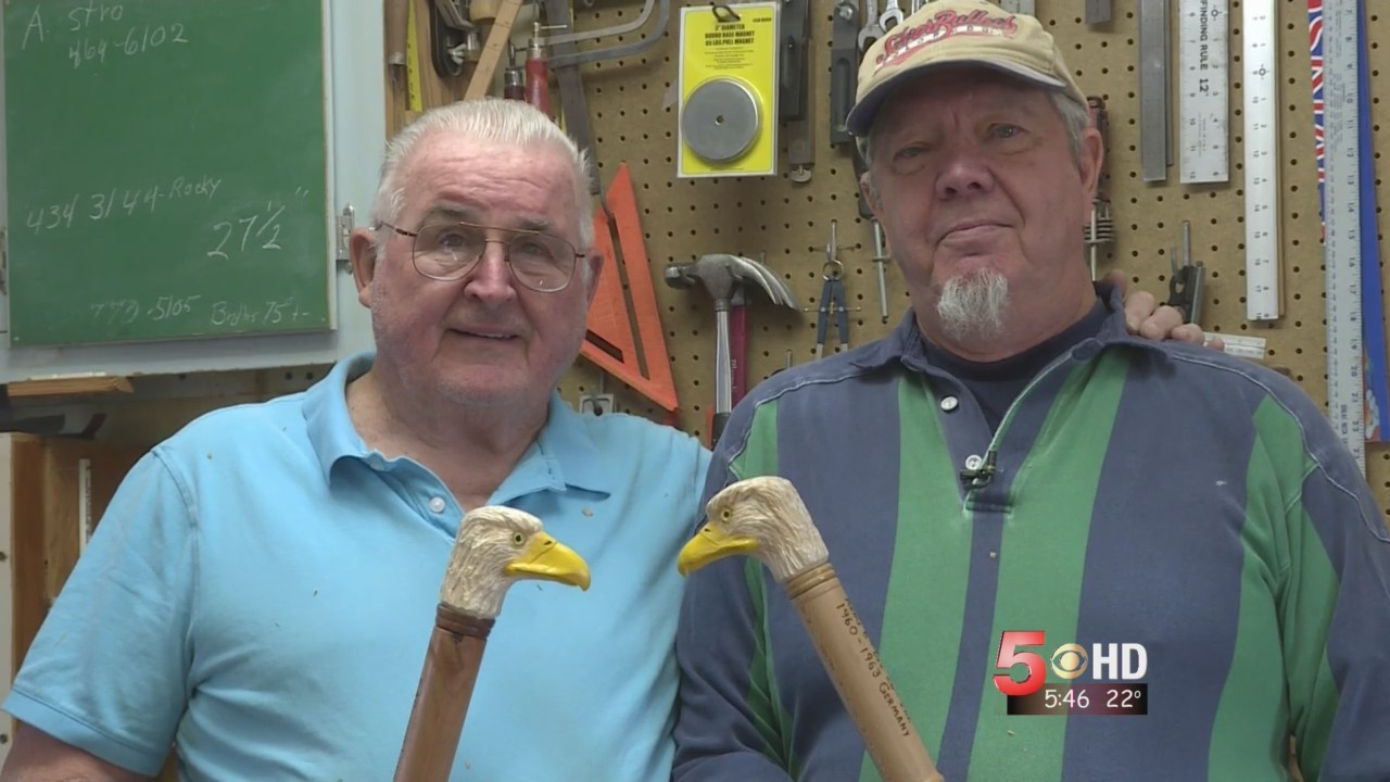 Allgood News - The Eagle Cane Project