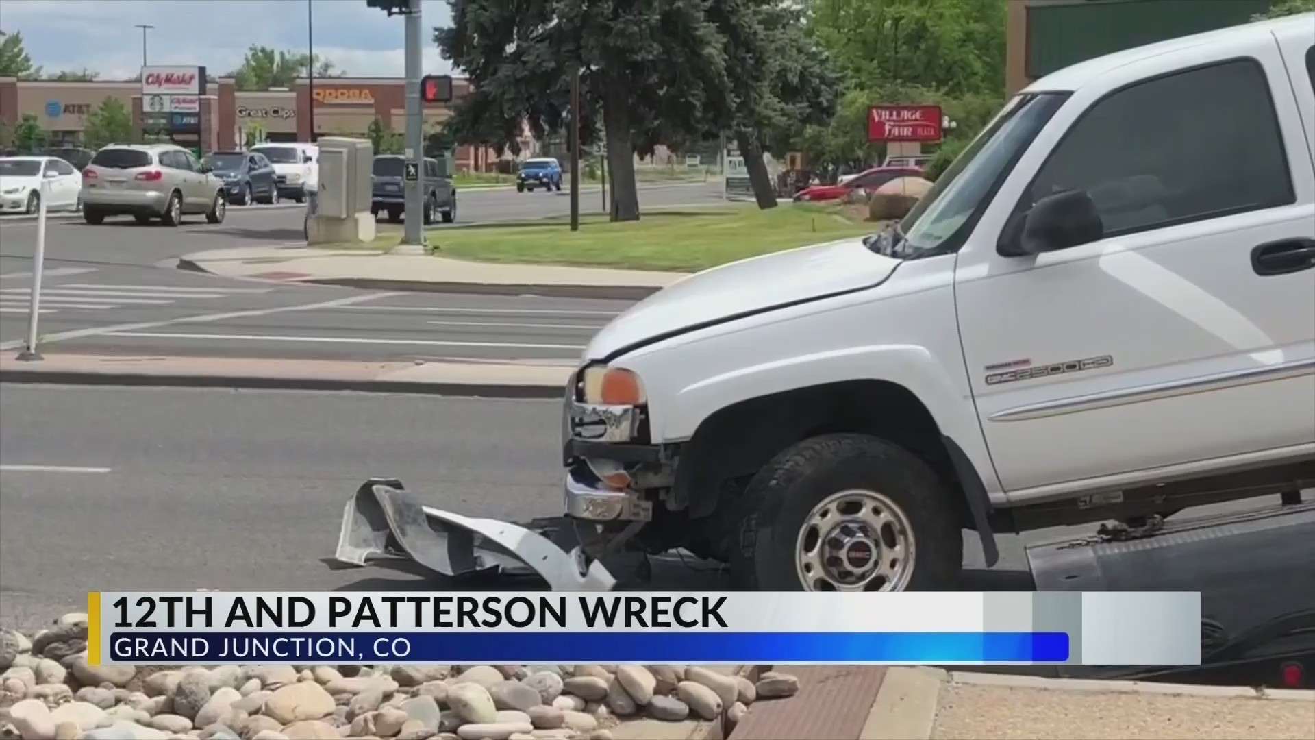 12th and Patterson Wreck