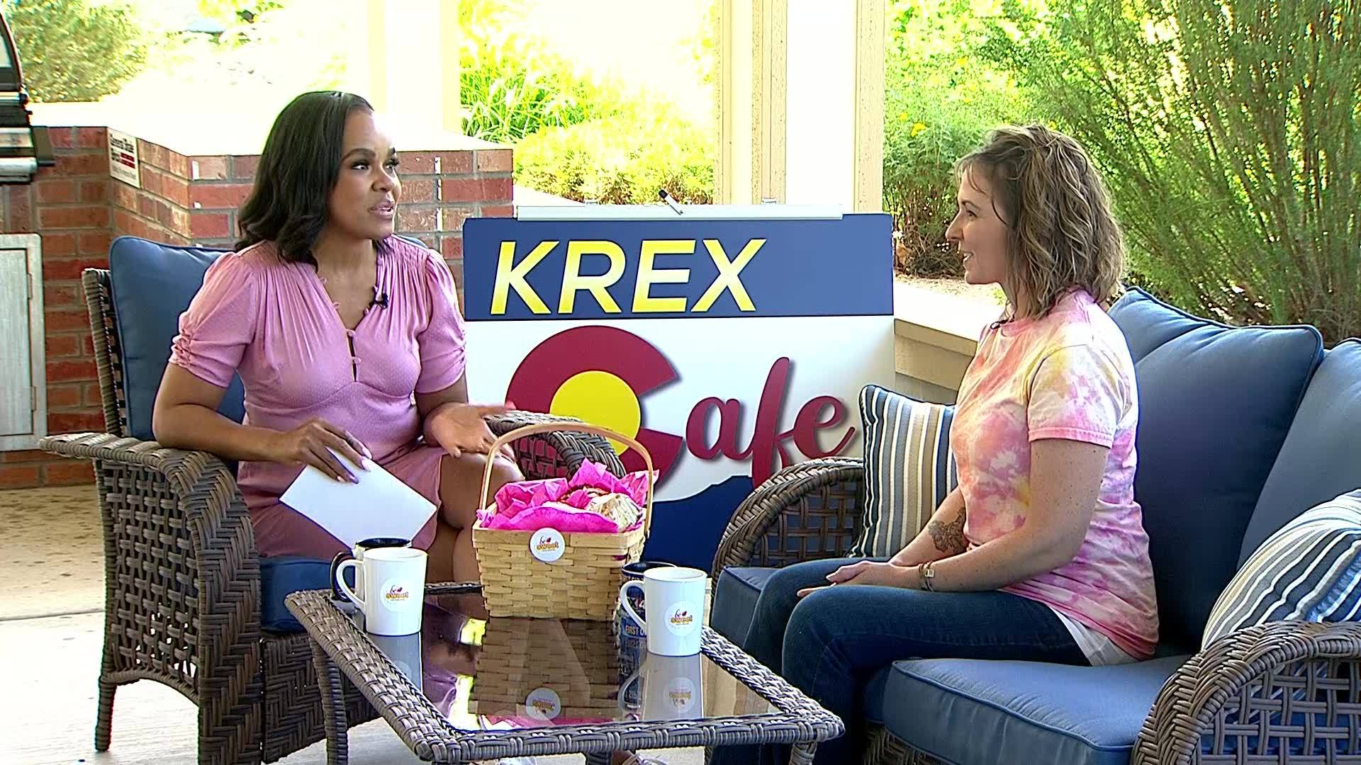 KREX CAFE - EPISODE 2 WITH CARRIE LITZ