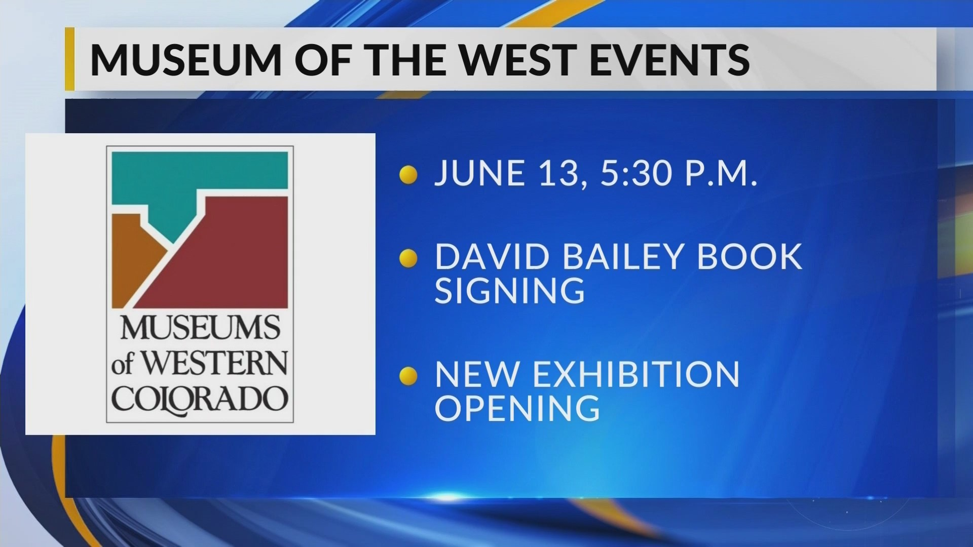 museum events