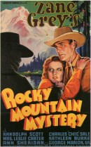 Randolph Scott The Fighting Westerner AKA Rocky Mountain Mystery