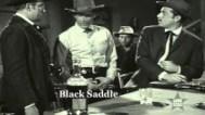 Black-Saddle
