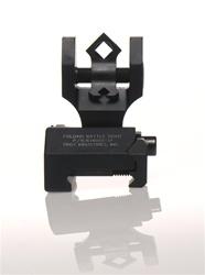 Troy Di-Optic Aperture (DOA) Folding Rear Sight Black