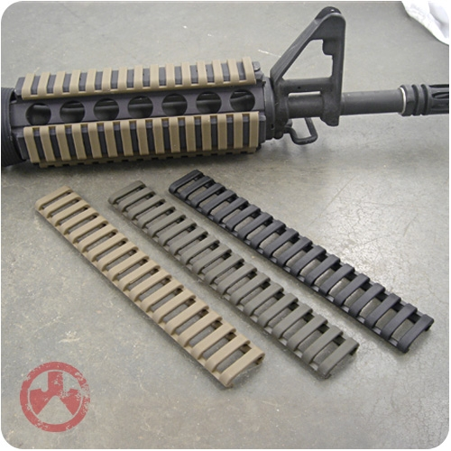 Magpul Ladder Rail Cover - Full Length - Black