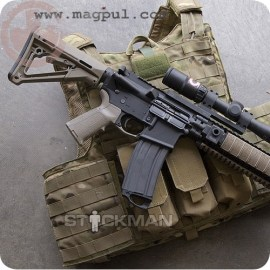 Magpul CTR AR-15 Stock Military Spec - Dark Earth