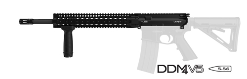 Daniel Defense M4 URG, v5 (No Sights) DD Furniture