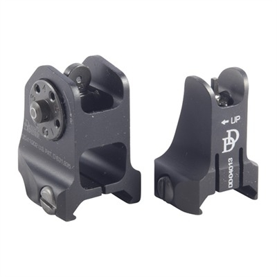 Daniel Defense Fixed Front/Rear Sight Set
