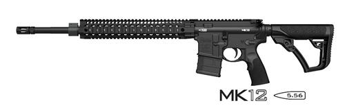 Daniel Defense MK12 Rifle
