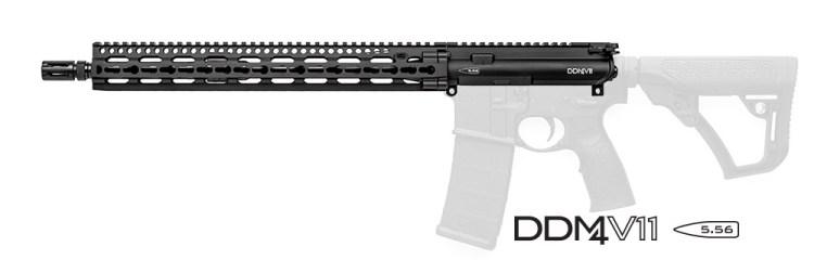 Daniel Defense M4 URG, V11