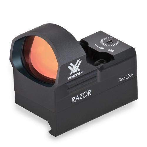 Vortex Razor Red Dot - 3 MOA Dot