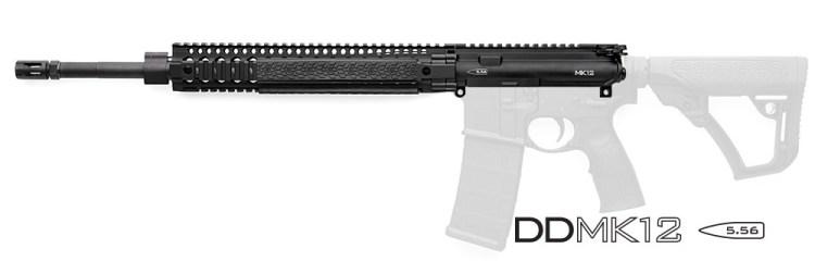 Daniel Defense M4 URG, MK12