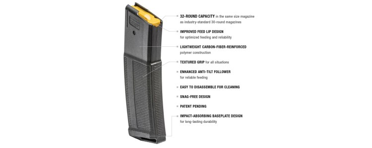 Daniel Defense AR15 32rnd Magazine