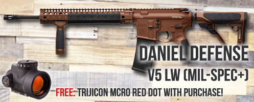 DANIEL DEFENSE V5 LW (MIL-SPEC+)