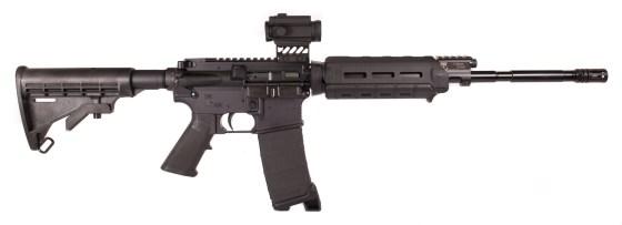 Adams Arms 16″ AGENCY PISTON RIFLE (BLEM)