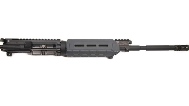 ADAMS ARMS 16″ CARBINE 5.56- PISTON UPPER W/ MAGPUL MOE GUARD (GRAY)