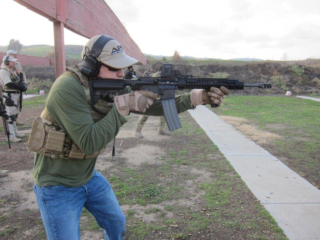 3 Gun Adams Arms C.O.R. upper
