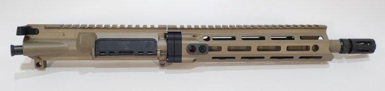 Daniel Defense V7 Pistol URG FDE