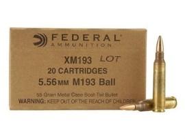 xm193 ammo
