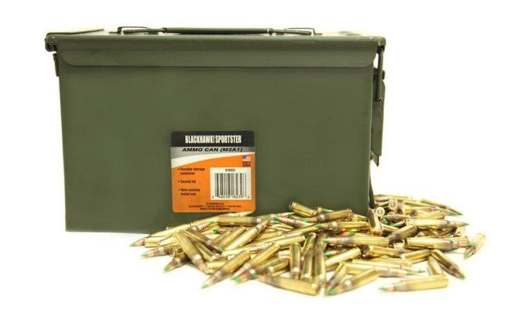XM855 5.56 Ammunition