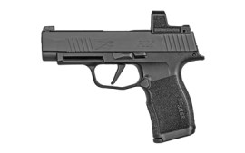 "Sig Sauer P365 XL Striker Fired Compact 9MM 3.7"" Barrel Polymer Frame Black Finish Romeo Zero 3 MOA Reflex Optic 12Rd 2 Magazines"