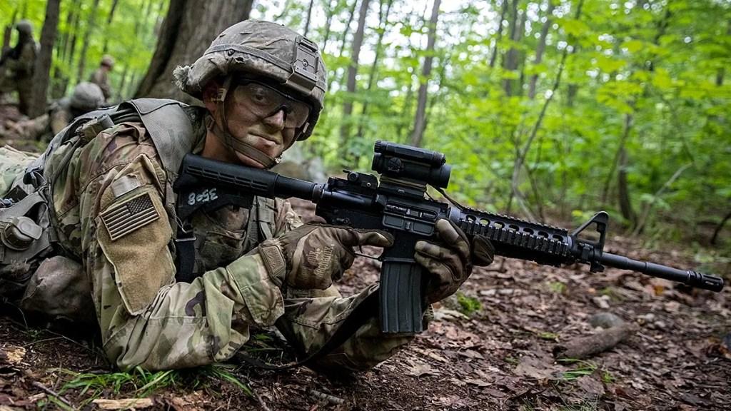 Daniel Defense M4A1 Rifle Army