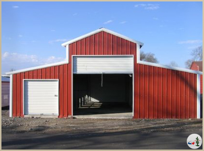 Agricultural And Farm Steel Buildings