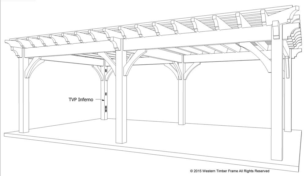 Plan for a Carefree & Easy DIY Project: 16' x 28' Timber